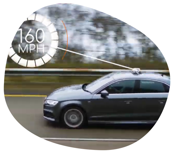 3 Gbps at 160 mph - mmWave for CAVs