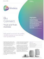 Mobility Product Brief: Blu Connect