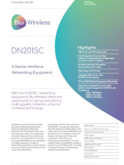 Product Brief: DN201SC