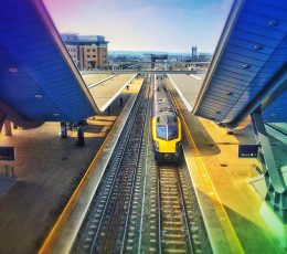 Why delivering ultra-fast 5G connections to UK trains is globally significant