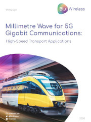 mmWave for 5G Gigabit Communications: HST Whitepaper