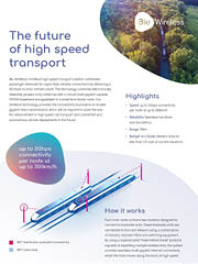 The Future of High Speed Transport