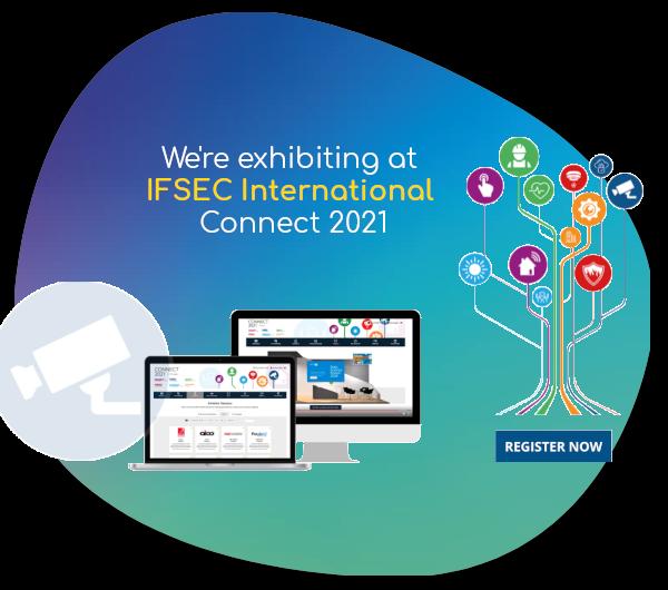 Meet us at IFSEC