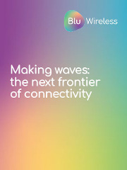 The next frontier of connectivity