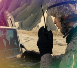5G as a Game-Changer for Defence Critical Systems
