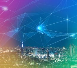 What is a mesh network?